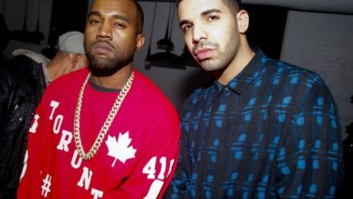 "Photo of Drake ""Vital"" Song Produced By Kanye West Leaks Online"