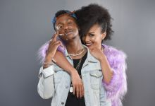 Photo of Pearl Thusi Shows Emtee Some Love, Tweeps React