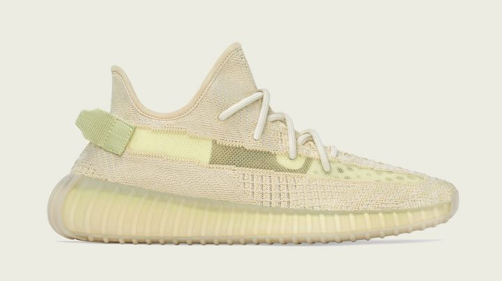 Adidas x KANYE WEST Announce The YEEZY BOOST 350 V2 FLAX