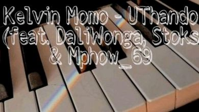 "Photo of Kelvin Momo Recruits Daliwonga, Stoks, Mphow_69 & Jobe London For ""uThando"""