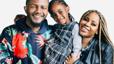 Photo of Wow!! Kwesta's Daughter Can Sing!