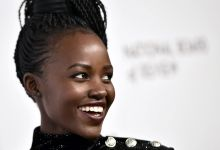 Photo of Lupita Nyong'o In Nigeria To Celebrates 37th Birthday With D'banj And More
