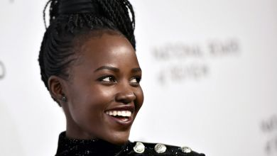 Lupita Nyong'o In Nigeria To Celebrates 37th Birthday With D'banj And More