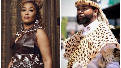 Photo of Lady Zamar Makes A Disturbing Accusation Against Her Ex, Sjava