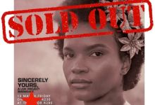 "Photo of Friday Tickets For Ami Faku's ""Sincerely Yours"" Live Showcase Are Sold Out"