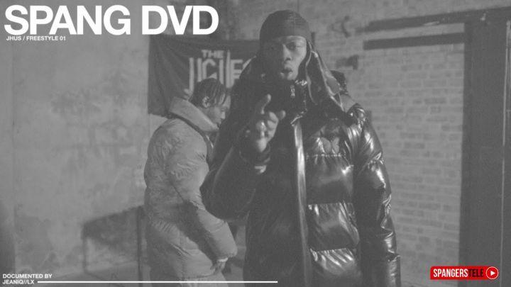 """J Hus Drop Bars On """"Spang DVD Freestyle EP 01"""""""