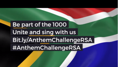 Nkosi Sikelel' iAfrika: Bisiswa, Proverb, Moonchild, Duncan & More Celebrities Starts The #AnthemChallengeRSA To Comfort South Africans Image
