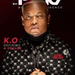 K.O Covers The Latest Issue Of The Plug SA Magazine