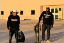 DJ Maphorisa, Kabza De Small, Mas Musiq And Aymos (Nkosi Sikelel'utywala) Link Up For Bungapheli [Aye]