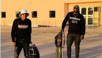 Photo of DJ Maphorisa, Kabza De Small, Mas Musiq And Aymos (Nkosi Sikelel'utywala) Link Up For Bungapheli [Aye]