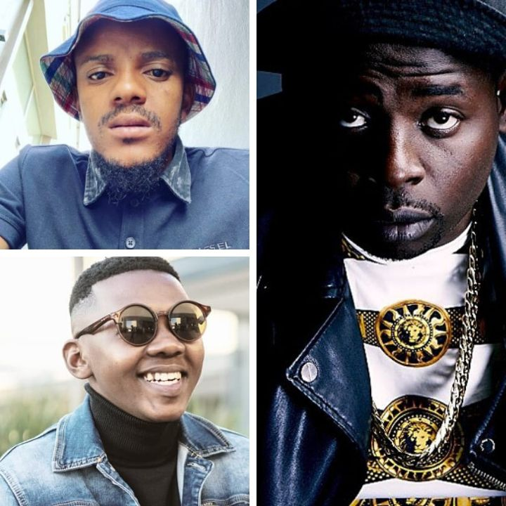 "Kabza De Small & DJ Maphorisa Feature Aymos On ""uThando"""