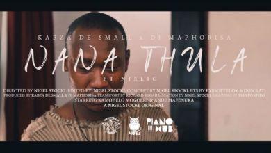 Photo of Throwback: Kabza De Small x DJ Maphorisa ft. Njelic – Nana Thula