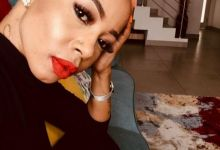 "Photo of Kelly Khumalo Launches Her Gin Liquor Line ""Controversy"""