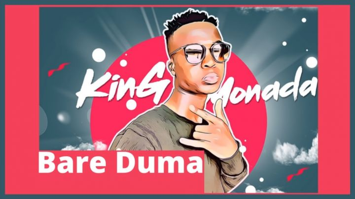 "Listen To King Monada On ""Bare Duma"" Image"