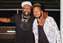 Kwesta Is All About Making Music And A Zola 7 Collaboration Is In The Bag