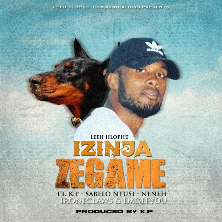 "Leeh Hlophe Releases a New Single Titled ""Izinja ZeGame"" Image"