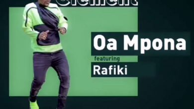 Listen: Clement – Oa Mpona Featuring Rafiki