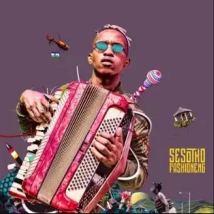 """Mega Hertz Drops """"Sesotho Fashioneng"""" EP"""