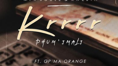 "Photo of Mfr Souls Announces A Kwesta Collaboration ""Krrr (Phum'imali)"" Feat. GP Ma Orange"