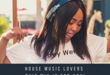 Miss Pru DJ - House Lovers Mix