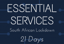 Photo of Music, Arts And Entertainment Excluded From The 28 'Essential Services' During SA Lockdown
