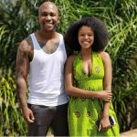 NaakMusiQ Manhood Could Not Relax Standing Next To Natasha Thahane