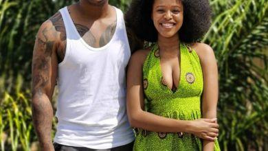 NaakMusiQ Manhood Could Not Relax Standing Next To Natasha Thahane