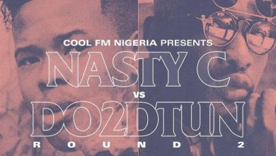 Photo of Nasty C Appears On Instagram Live With Nigeria's DO2DTUN On CoolFM Lagos