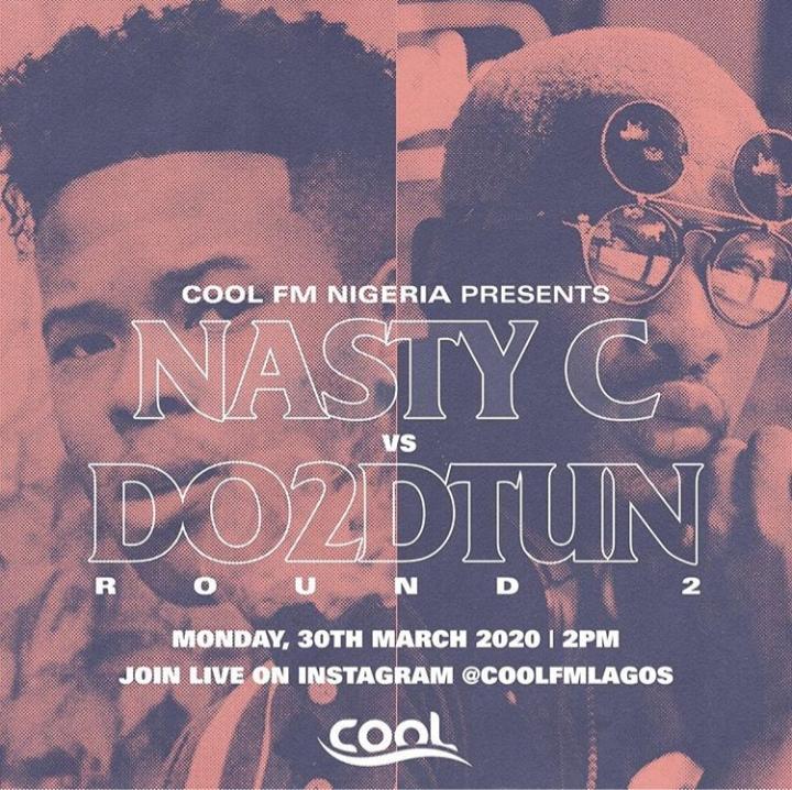 Nasty C Gets Nigerian Name Image