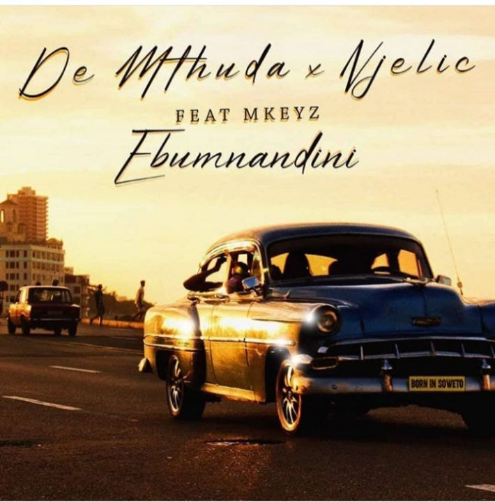 "Njelic & De Mthuda Have A Song ""Ebumnandini"" Featuring Mkeyz Coming Soon"
