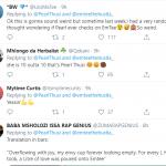 Pearl Thusi Shows Emtee Some Love, Tweeps React Image