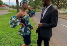 Photo of Kid X Marries His Longtime Girlfriend, See Photos!