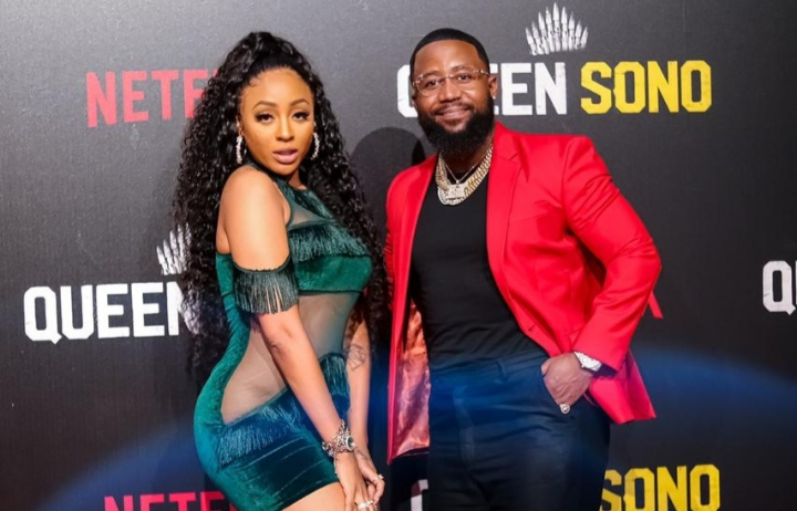 Nadia Nakai Appreciates Cassper Nyovest While Haters Are At Work Image