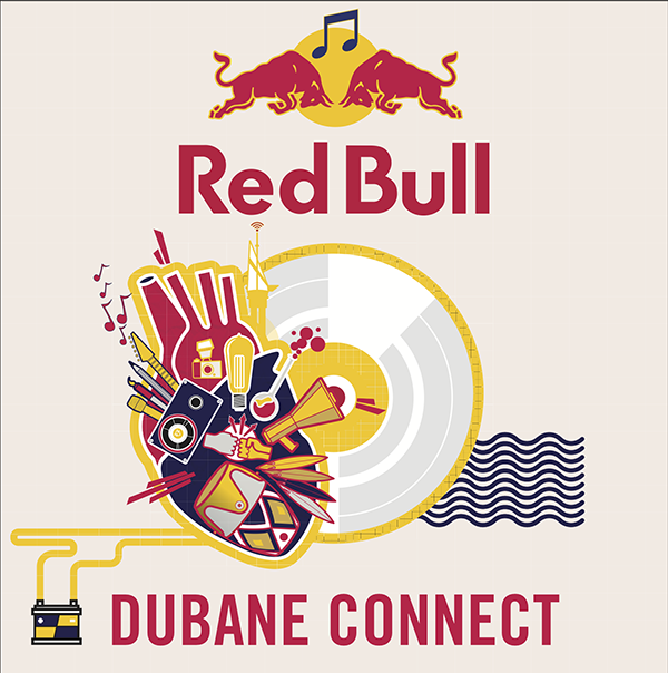 """Red Bull Collaborates With Various Artists For """"Dubane Connect"""""""