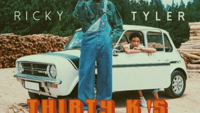 Photo of Ricky Tyler Dropping 'Thirty K's' Song And Video Tomorrow