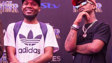 "Ruff ATM Hints At Emtee's ""Logan"" Album Being Done By The End Of The Lockdown Image"