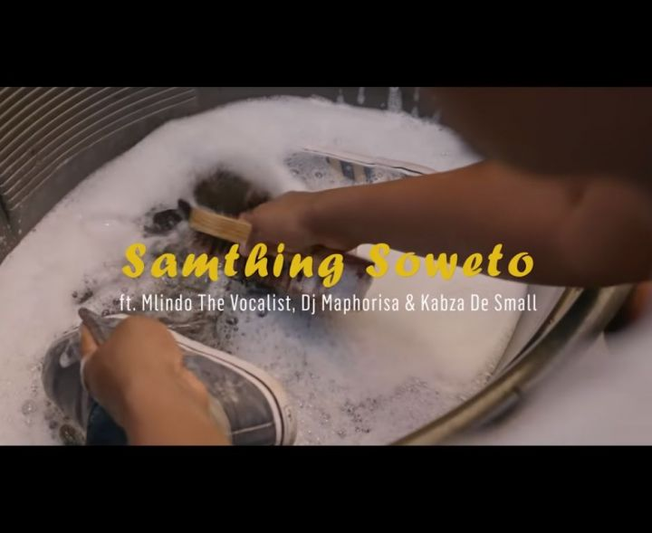 Throwback: Samthing Soweto – Lotto ft. Mlindo The Vocalist, DJ Maphorisa & Kabza De Small