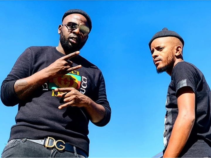 DJ Maphorisa And Kabza De Small Unveil New Project, PianoHub TV