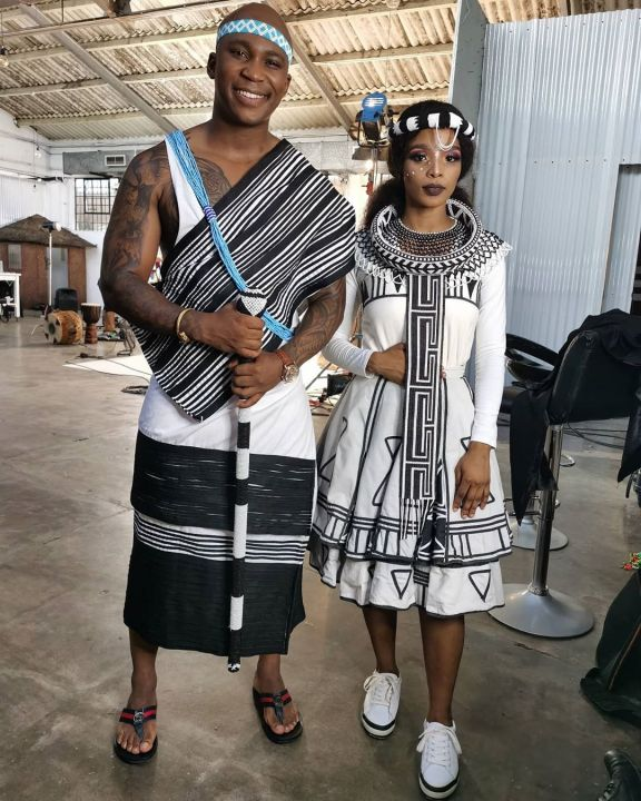 Watch Behind-the-scenes Clips From Tipcee's Ngiyavuma Featuring Naakmusiq Image