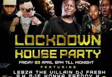 Watch DJ Fresh, PH, DJ Tira, Zakes Bantwini, Labza The Villain Friday at 18:00 on #ChannelO!