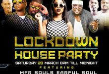 Photo of Watch MFR Souls, Earful Soul, Ms Cosmo, Dj Sumbody, Shimza & PH On Lockdown House Party @ 18:00 Till Midnight
