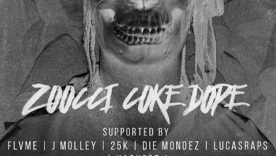 Photo of Zoocci Coke Dope Announces 'Anxiety' Tour & List Of Rappers To Join Him