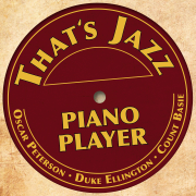 That's Jazz (Piano Player) - Various Artists
