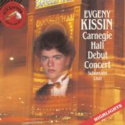 Evgeny Kissin: Carnegie Hall Debut Concert - Highlights - Evgeny Kissin