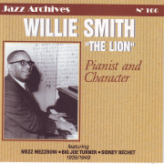 Pianist and Character - Willie