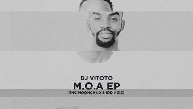 Dj Vitoto – M.O.A – EP Image