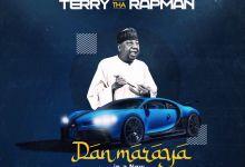 Photo of Terry tha Rapman – Dan Maraya in a New Bugatti