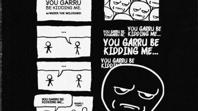 Vader the Wildcard » You Garru Be Kidding Me »
