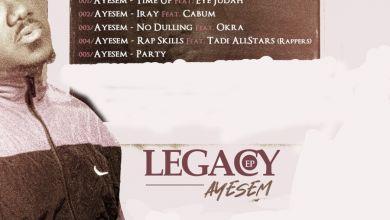 Ayesem » Party » Legacy - EP