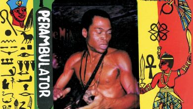 Photo of Fela Kuti & Egypt 80 – Frustration – Perambulator – EP